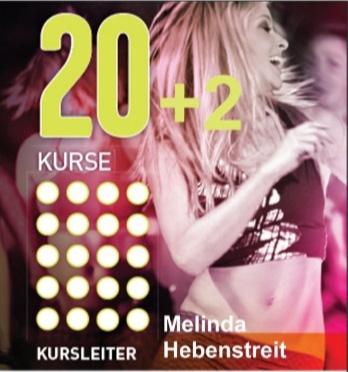 Venusblume Lichtzentrum Melinda Hebenstreit Zumba Karte Block Kurse Instruktor Nenzing Hohenems