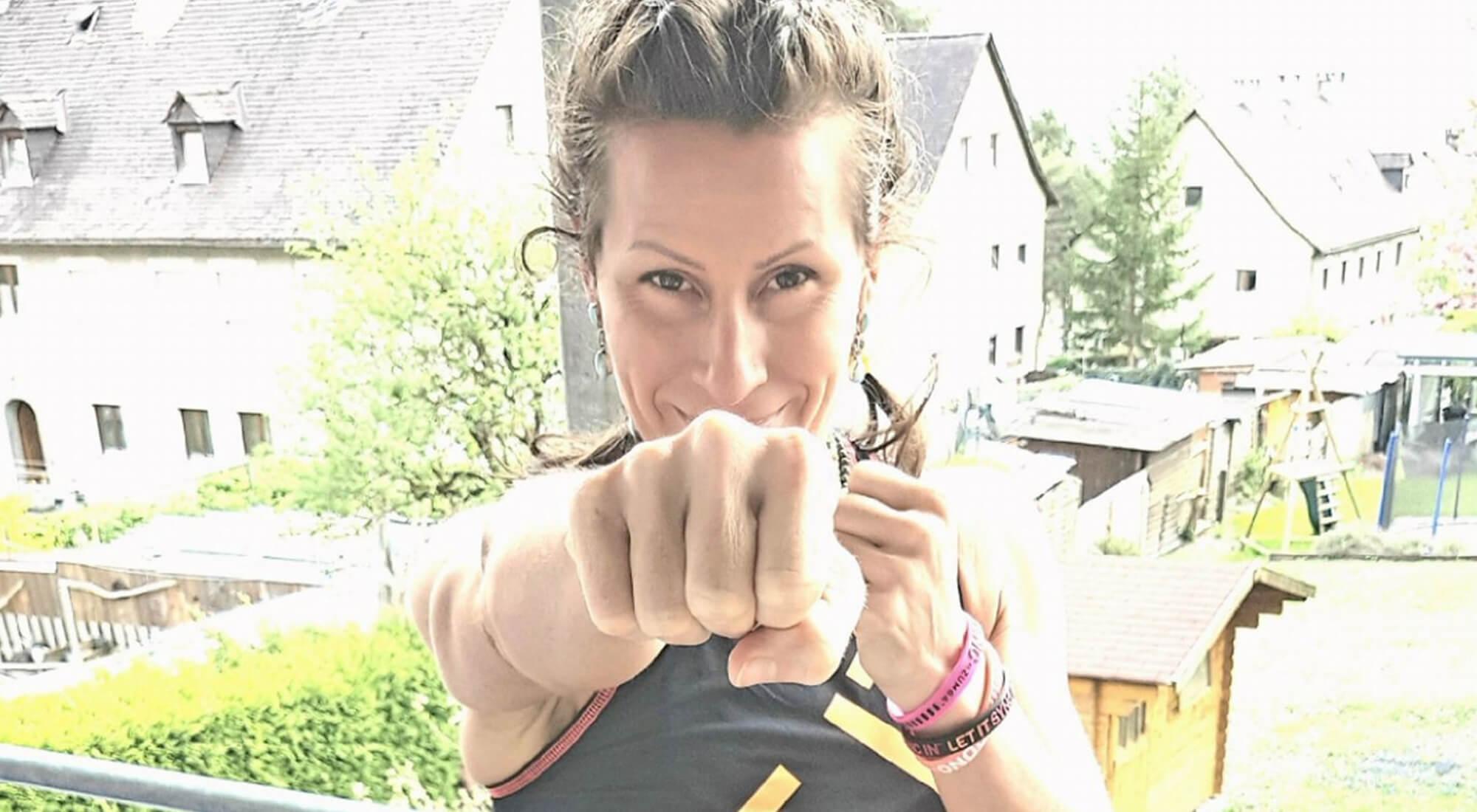 Venusblume Lichtzentrum Melinda Hebenstreit Zumba Kurse Instruktor Nenzing Hohenems