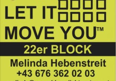 Venusblume-Lichtzentrum-Melinda-Hebenstreit-Nüziders-Bludenz-Produkte-Zumba-Karte