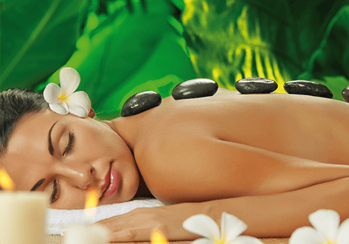 Venusblume Lichtzentrum Melinda Hebenstreit Lomi Lomi Massage Hot Stone Massage Wirtschaftspark Nenzing